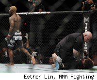 UFC 132: Melvin Guillard Brutally Knocks Out Shane Roller.