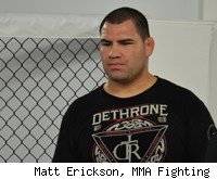 Cain Velasquez.