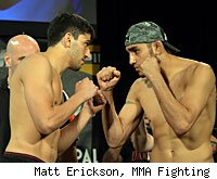 Ramsey Nijem vs. Tony Ferguson at TUF 13 Finale.