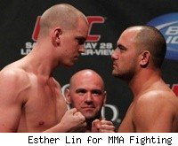 Stefan Struve faces Travis Browne at UFC 130.