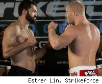 Andrei Arlovski vs. Sergei Kharitonov will be the co-main event on the Fedor vs. Silva card.
