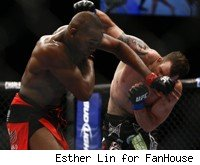Jon Jones vs. Ryan Bader will be a fight on the main card at UFC 126.