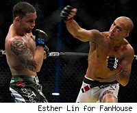 Frank Edgar vs. BJ Penn 2 headlines the UFC 118 card in Boston.