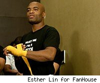 Anderson Silva will face Chael Sonnen in the main event of UFC 117.