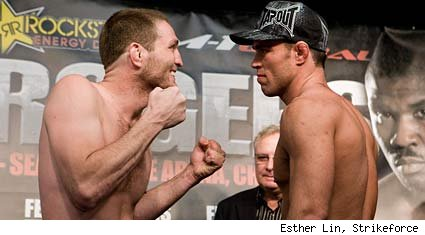 Jake Shields vs. Jason