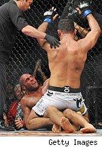 Get UFC 102 results featuring the main event of Randy Couture vs. Antonio Rodrigo Nogueira.