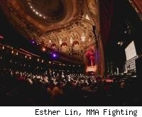 UFC on FOX 2 weigh-in results from the Chicago Theater.