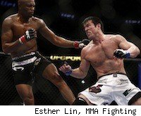Anderson Silva, Chael Sonnen