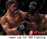 Luke Rockhold will face Keith Jardine at Strikeforce on January 7.