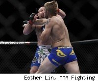 Alexander Gustafsson Knocks Out Vladimir Matyushenko at UFC 141.
