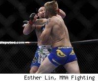 Alexander Gustafsson Knocks Out Vladimir Matyushenko at UFC 141.