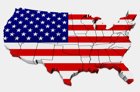 Fractma_3d_usa_map_with_states_and_national_flag_01_medium