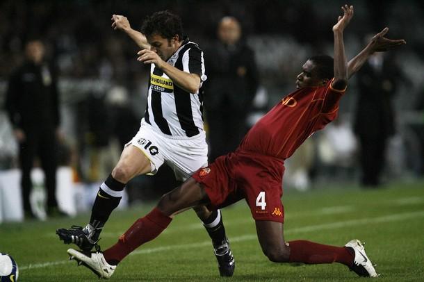 Juventus V Roma A Liveblog Of Sorts Black White Read All Over