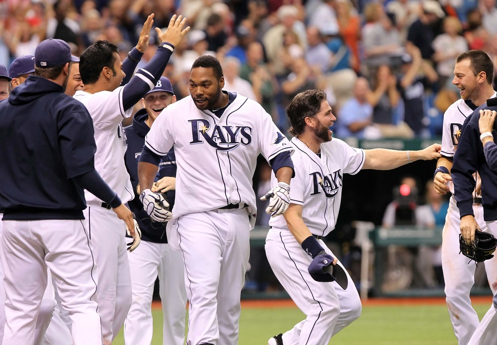 Rays walk it off