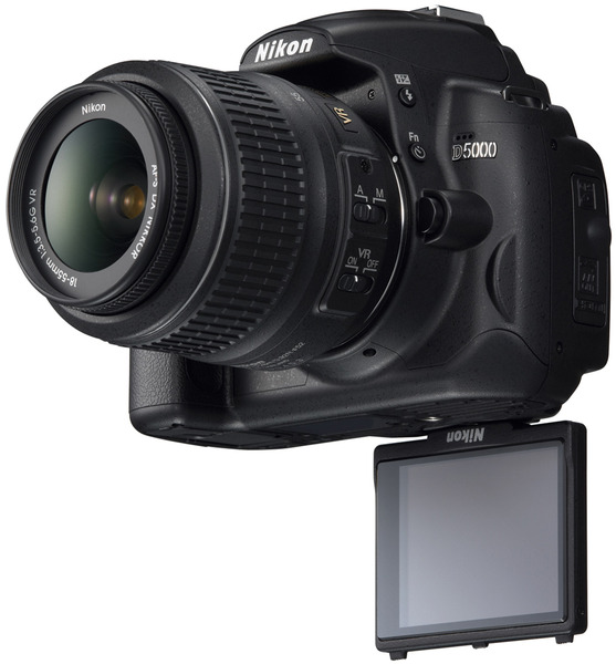 D5000camera