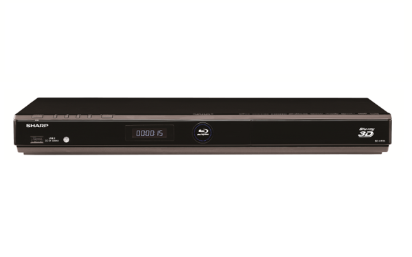 Sharp bd-hp25u