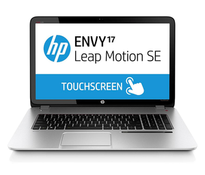 Hp envy leap motion se notebook_front