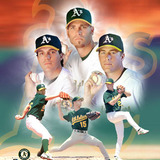 Aacv037_oakland-athletics-big-three-hudson-mulder-zito-photofile-posters