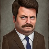 Muppet-man-ron-swanson