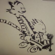 Calvin_and_hobbes_stencil_by_lukemck123