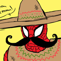 The_mexican_spiderman_by_leonmueer-d424sie
