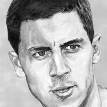 Eden-hazard-by-bartica