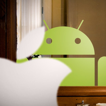 Apple-mimicing-android