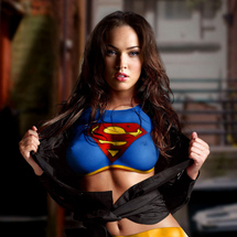 Megan-fox-supergirl