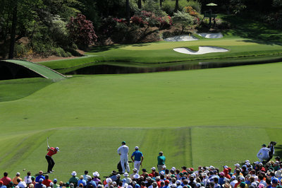 2013 Masters in review: Adam Scott gets 1st major, Tiger Woods gets penalty drama