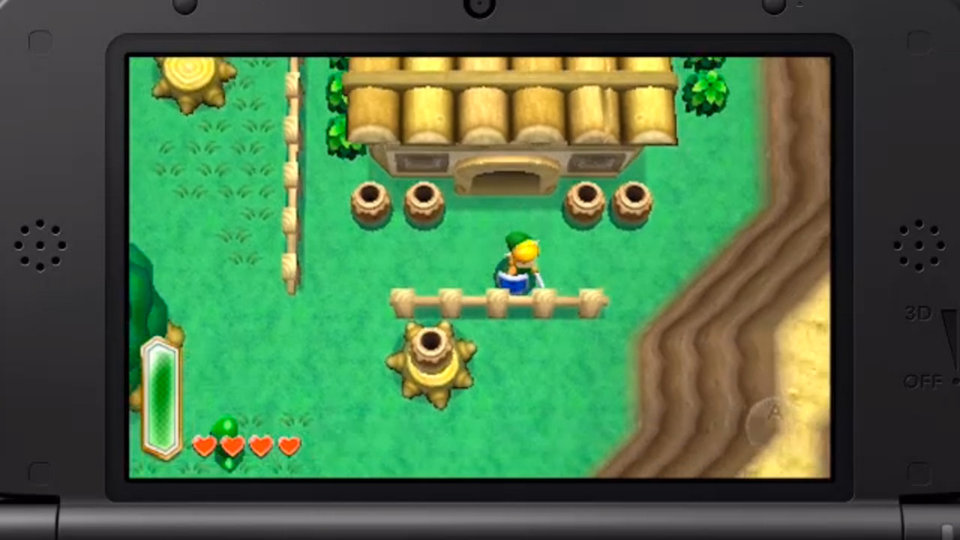 > The Next 3DS Zelda Is Set In The World Of Link To The Past - Photo posted in BX GameSpot | Sign in and leave a comment below!