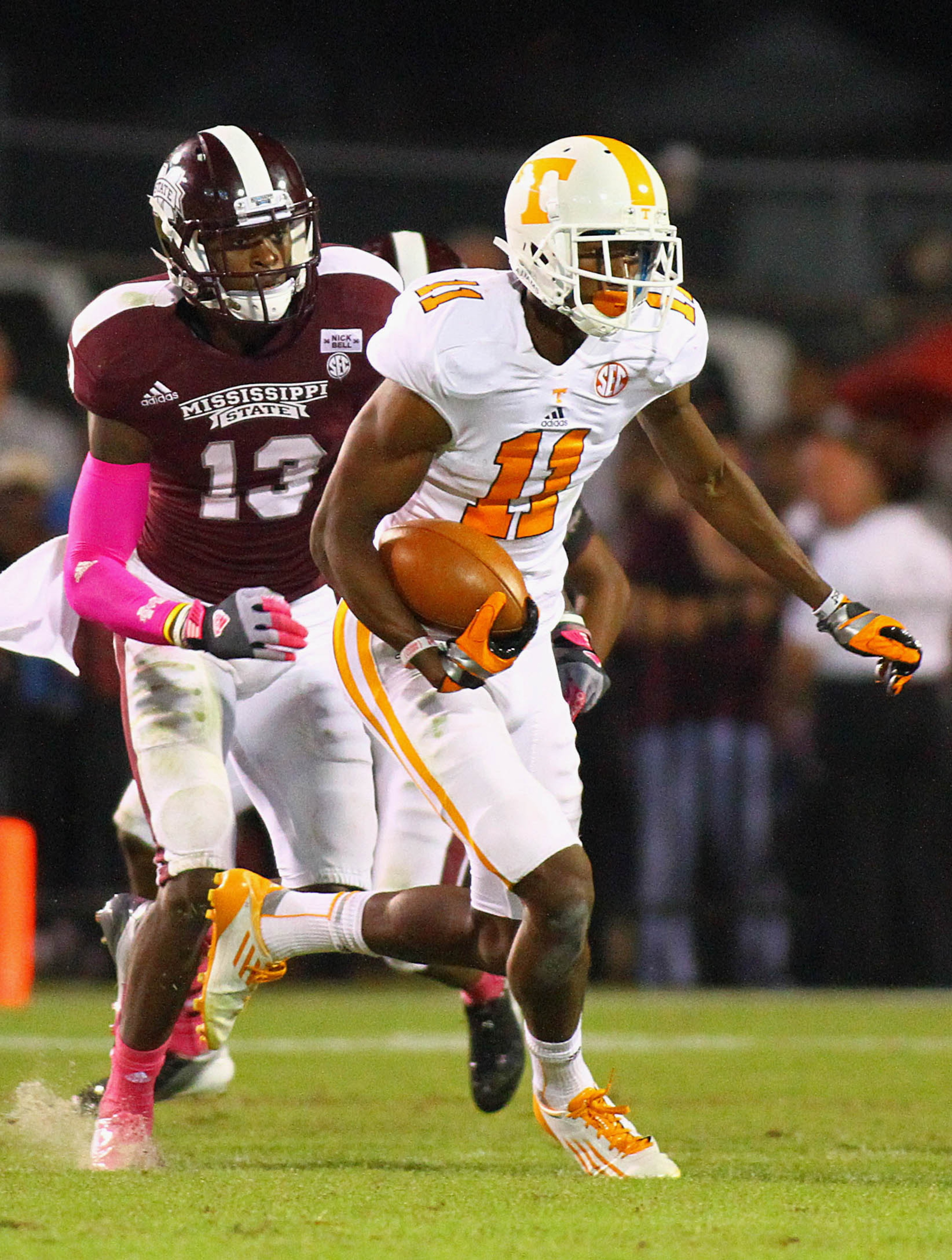 Justin Hunter, Tennessee