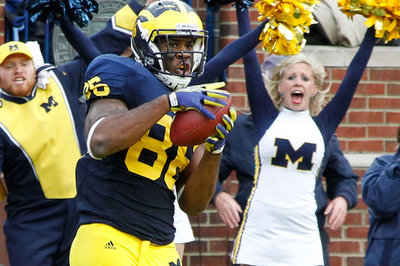 There Are 103 Days to Michigan Football photo