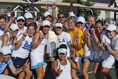 Quest for #109: Women's Tennis Elite Eight Open Thread photo