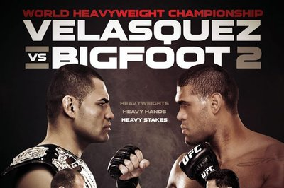 UFC 160 fight card: Velasquez vs. Silva 2 - Bloody Elbow
