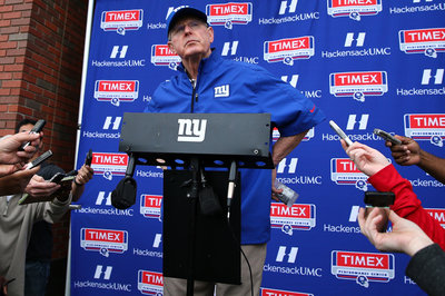 Tom Coughlin Transcript: Giants coach talks Day 1 of OTA