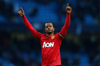 Manchester United 2012-13 player review: Patrice Evra photo