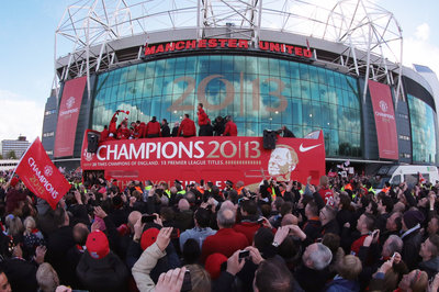 Manchester United to cut interest costs by £10m a year by refinancing their debt photo