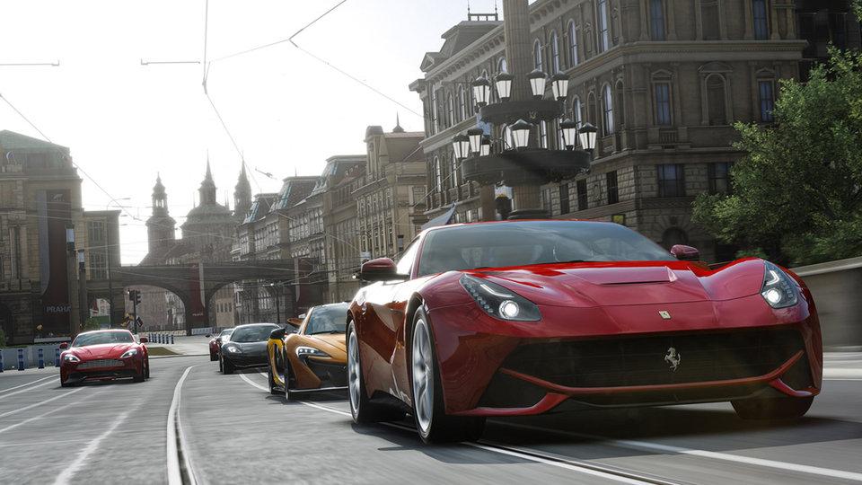 Turn 10: Функция тактильной обратной связи в геймпаде Xbox One позволит игрокам стать лучшими водителями Forza 5 |