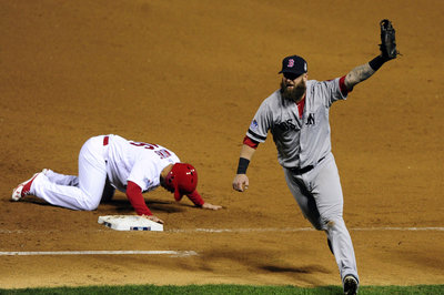 World Series 2013: Laughing at Kolten Wong, a bad karma thing to do