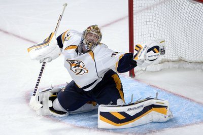 Report: Pekka Rinne Hip Infection To Keep Him Out 6-8 Weeks