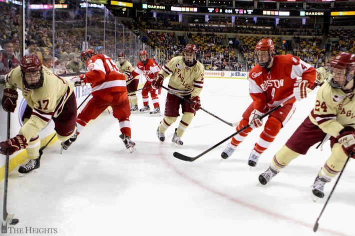 Hockey East: Talking BU Hockey With WEEI.com's Scott McLaughlin