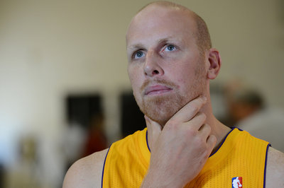Chris Kaman will start at power forward against Rockets