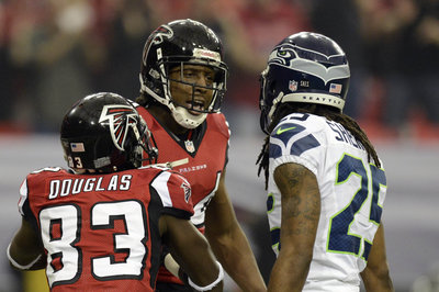Forgetful Richard Sherman Does Not See Roddy White as a Challenge