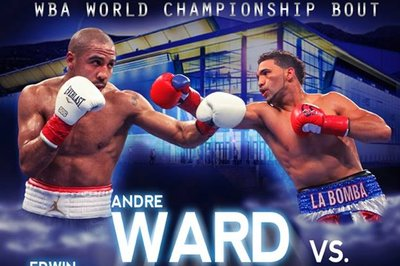 Andre Ward vs Edwin Rodriguez full fight coverage: preview, results, more