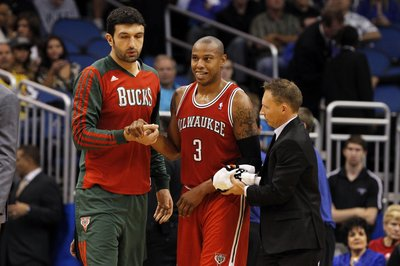 Caron Butler injury update: Bucks forward gets MRI on shoulder