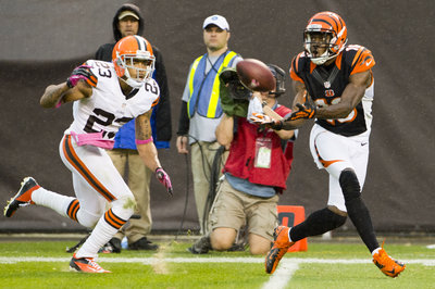 The Sunday Matchup: Bengals Wide Receiver A.J. Green Versus Browns Cornerback Joe Haden