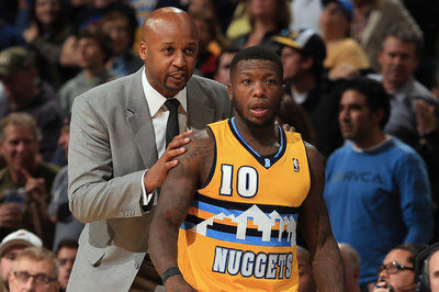 How Brian Shaw is distributing early season minutes for the Nuggets