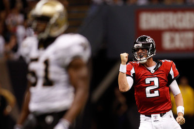 Falcons vs. Saints Complete Game Coverage