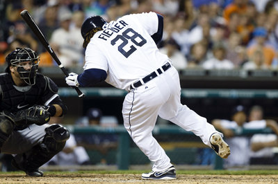 The end of Prince Fielder, AL Central opponent