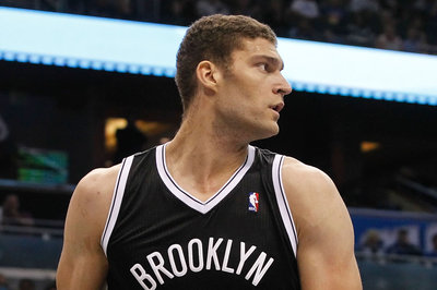 Injury Update: No Deron Williams, Brook Lopez, Andrei Kirilenko or Jason Terry today